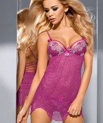 Nuisette et string Colour Me V-5269