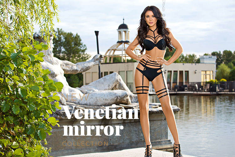 New Collection Venetian Mirror - Axami